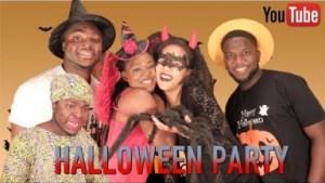 Video: Samspedy – African Home (Halloween)